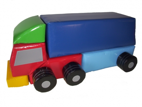Soft Play Truck