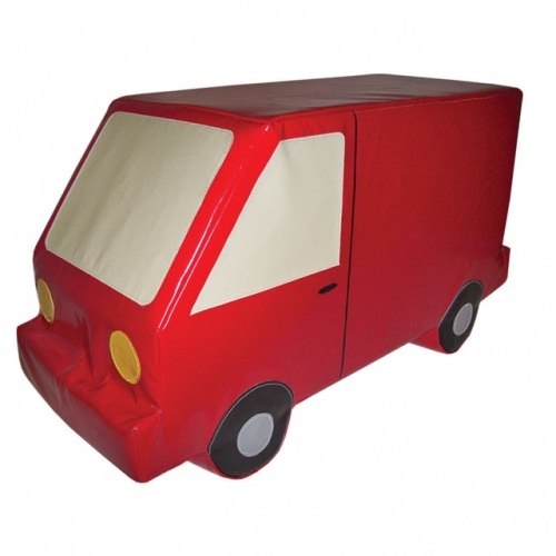 Soft Play Van