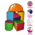 Soft Play Set of 6 Assorted Shapes (set 1)