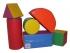 Soft Play Set of 6 shapes (set3) 30cm x 60cm