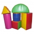 Soft Play Set of 6 shapes (set3) 30cm x 60cm