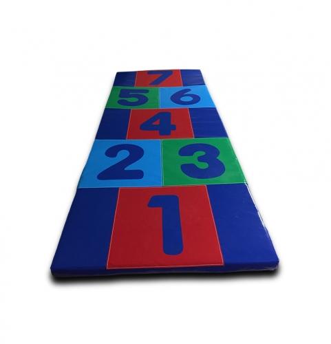 Soft Play Hopscotch Mat