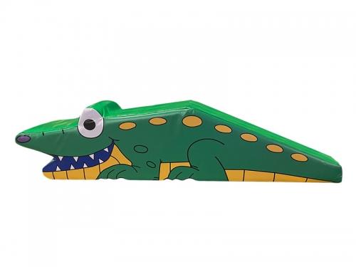 Soft Play Crocodile