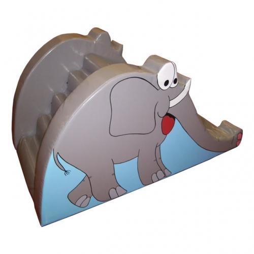 Soft Play Elephant Climb & Slide