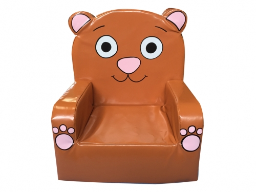 Soft Play Teddy Bear Seat