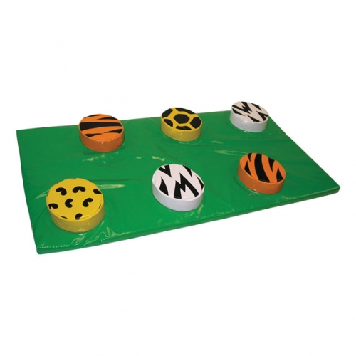Soft Play Stepping Stone Mat