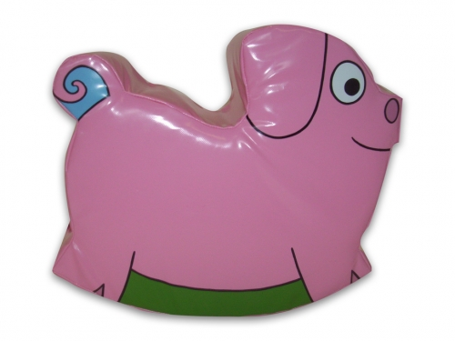 Soft Play Rocking Pig