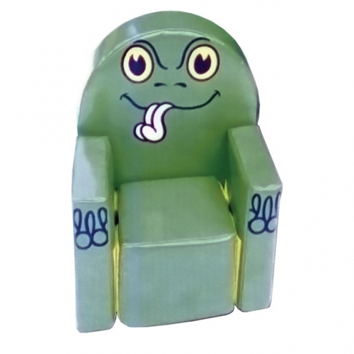 Soft Play Frog Seat