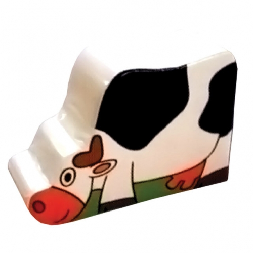 Soft Play Cow