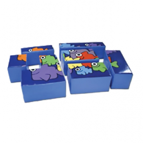 Soft Play Ocean Puzzle Block
