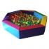 Soft Play 7 Sided 1.75m Ball Pond (Balls Inc)