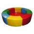 Soft Play 2m Multicolour Round Ball Pond