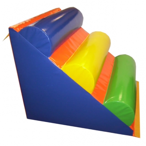 Soft Play Log Climb