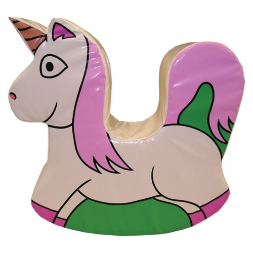 Soft Play Rocking Unicorn