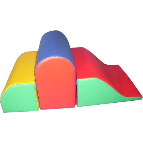 Soft Play Hump, Block & Slide