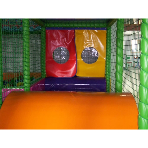 Ball Pit Entrance Curtains