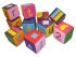 SOFT PLAY SET OF 10 ACTIVITY CUBES