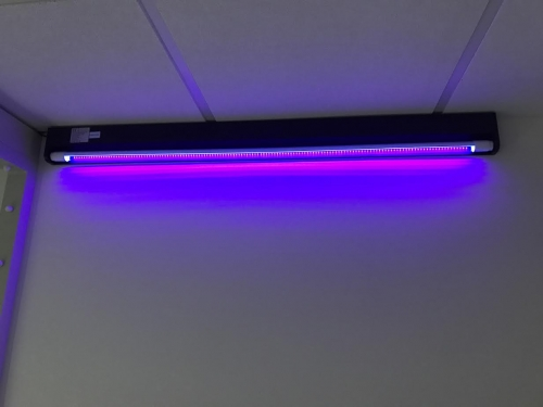 L.E.D UV BLACK LIGHT