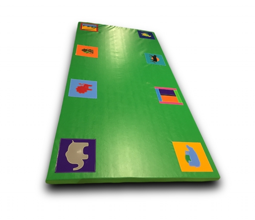 Soft Play Large Activity Mat
