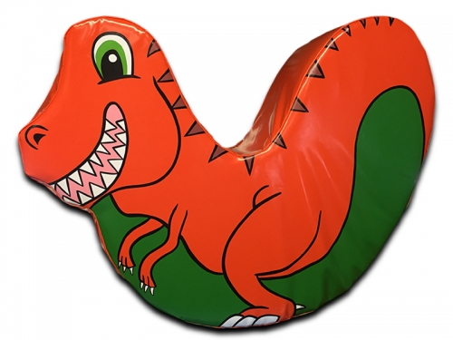 Soft Play T-Rex Rocker