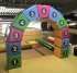 Soft Play Key Stone Arch Puzzle
