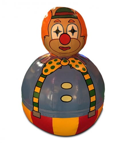 Soft Play Wobbly Clown