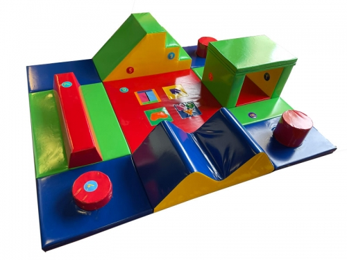 Toddler Obstacle Course 1B