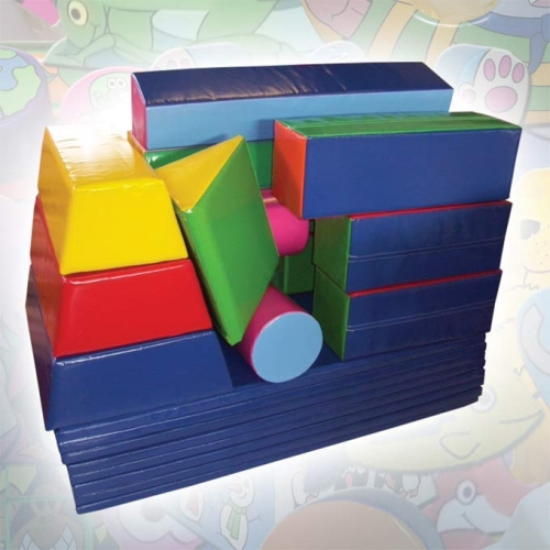 Soft Play Gymnastics Set